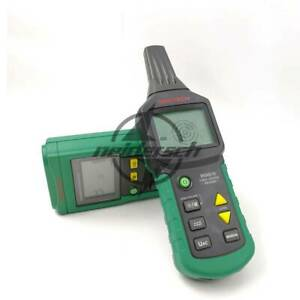 Walfront Cable Locator Ms6818 12v 400v Ac dc Underground Wire Cable Locator