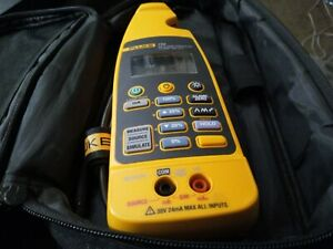 Fluke 772 Milliamp Process Clamp Meter With Case