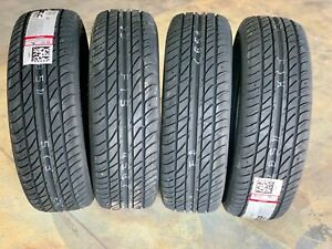 4 New 205 50r16 Ohtsu Fp7000 Performance Touring Tires 92v 480aa Made By Falken