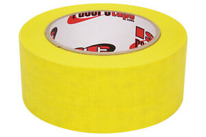 Allstar Performance Masking Tape 164 Ft Long 2 In Wide Yellow Each