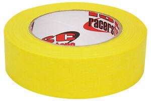 Allstar Performance Masking Tape 164 Ft Long 1 1 2 In Wide Yellow Each