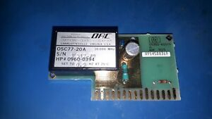 Hp agilent Reference 10mhz 05350 60010 Frequency Counter