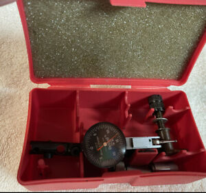 Brown And Sharpe Bestest 599 7030 5 Dial Indicator Plus Extras