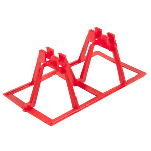 Footer Stand Chair Rebar Sturdy Hercules Two Bar Home 2 Bar 40 pack