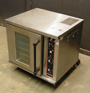 Garland Mco e 5 c Master Series Single Half section Electric Convection Oven