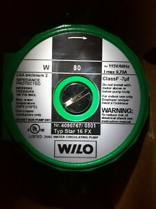 Wilo Star 16fx 4090767 4 Available Discounts For Multiple Units Purchased