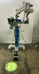 Carl Zeiss Opmi Super lux 40 Surgical Universal S3 Operating Microscope