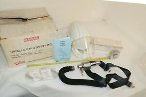 Racal 51 01 04 Permissible Supplied Air Respirator Kit With Helmet