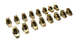 Racing Head Service Rhs 19043 16 Ultra Gold Aluminum Rocker Arms Fits Ford