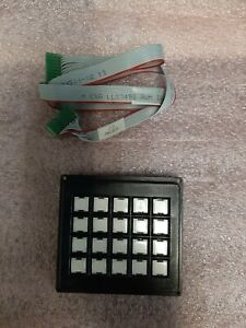 Oi Analytical Archon Varian Purge Trap Autosampler Keypad Assembly Dy 505290 00