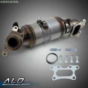 Fit For 06 11 Honda Civic 1 8l Exhaust Manifold Catalytic Converter W Gasket