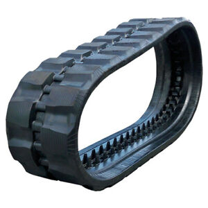 Prowler Rubber Track That Fits A Takeuchi Tl10v2 Staggered Block Tread