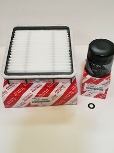 Lexus Oem Factory Air Filter And Oil Filter W Gasket Kit 1998 2005 Gs300