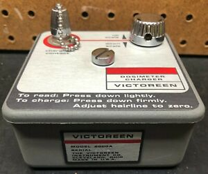 Victoreen Model 2000a Dosimeter Charger
