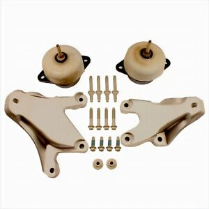 Ford Performance Parts M 6038 M50 Coyote Motor Mount Kit Fits 11 15 Mustang