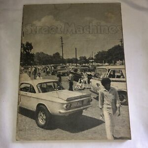 Street Machines Peterson Publications 1973 Cover Missing