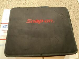 Snap On Ethos Scan Tool W Obd Ii Cable And Soft Case Missing Software Disc