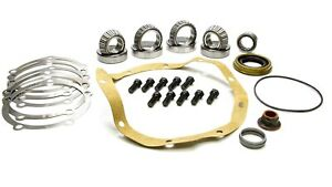 Ratech 3062 Id Case Ford 9 In Complete Differential Installation Kit Pn 306k 2