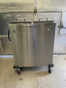 Used Lakeside 7511 10 1 4 Dia Mobile Convection Heated Plate Dispenser