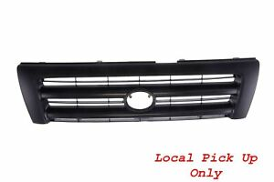 Local Pickup Only Am Front Grille Black For 98 00 Toyota Tacoma 2wd 4wd