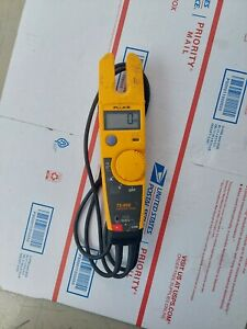 Fluke T5 600 600a Voltage And Current Test Meter Electrical Tester