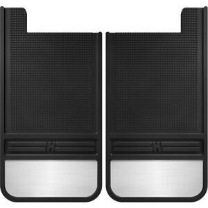 Mud Flaps For 2001 2018 Ford Escape Husky Liners 55101 Rear Left And Right