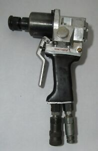 Good Used Burndy Hiw716enf Variable Torque Hydraulic Impact Wrench