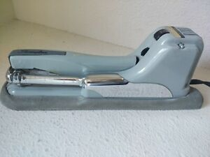 Vtg Swingline Automatic Heavy Duty Electric Stapler Mcm Model 66 a Made In Usa