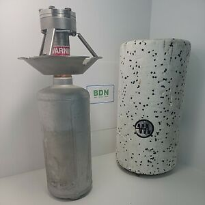 Varian Sorption Pump Liquid Nitrogen Container Ships For Free Same Day