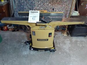 Powermatic 6 Woodworking Jointer Model 54a Made In The U s a make An Offer