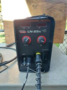 Lincoln Ln 25x Suitcase Welder Fully Tested good Condition