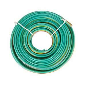 Towsmart Trailer Wire 25 Ft 16 gauge Impact corrosion Resistant Color coded
