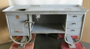 South Bend Lathe 10l Heavy Ten Cabinet W Complete Drive 115v Fits 4 Ft Bed