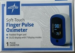 Soft touch Finger Pulse Oximeter Oled Display Pulse Heart Rate Spo2