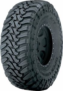 Toyo Tire Open Country Mud Terrain 265 75r16lt 123p Sold Individually