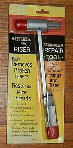 Landscape Plumbing Repair Tool Brand New Removes Pipes Restors Pipe Threads