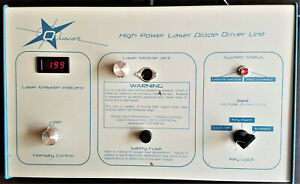 High power Laser Diode Controller Tuneable Driver Instrument Master Control