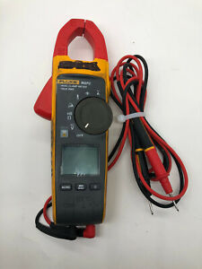 Fluke 902 Fc True rms Hvac Clamp Meter With Leads