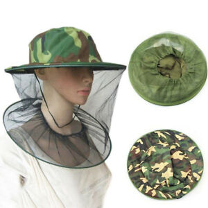 Beekeeping Hat Camouflage Nets For Mosquito Net Hat Outd ca