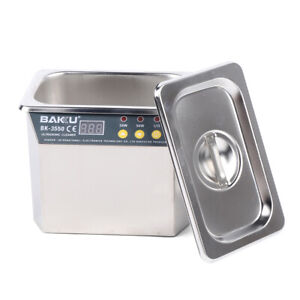 Ultrasonic Cleaner Jewelry Glasses Necklaces Watches Rings Cleaning Equipment