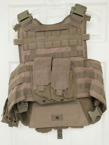 Military Tactical Vest Molle Hunting Assault Combat Gear Airsoft Tactical Vest $29.99