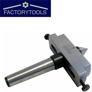 Lathe Taper Turning Attachment Mt3 Shank For Off setting Lathes Tailstock