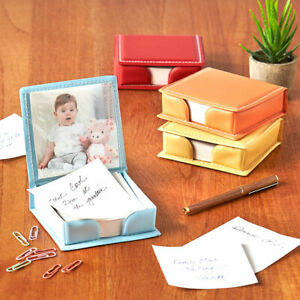 Set Of 4 Colorful Memo Notepads
