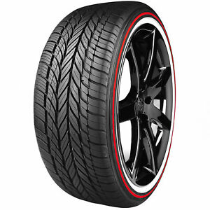 4 235 55hr17 Vogue Red Stripe Limited Edition Tyres 235 55 17 Tires