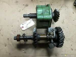John Deere 530 Governor With Vent Pump Will Fit A Late 520