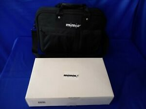 Lot Of Mimio Xi Bar Interactive Digital Whiteboard System Capture Kit Some New