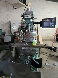 Trak K3s Vertical Mill With Smx Control