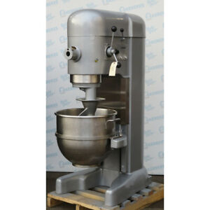 Hobart 80 Quart M802 Mixer Used Great Condition