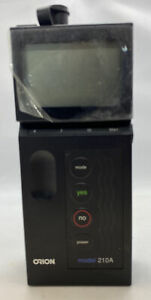 Thermo Orion Model 210a Ph Meter W Accuser Probe Mw0