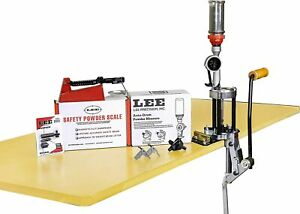 Lee Precision Deluxe 4 Hole Turret Press Kit $174.99